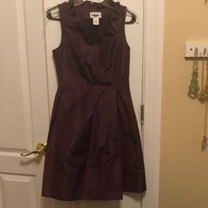 J Crew Plum Dress